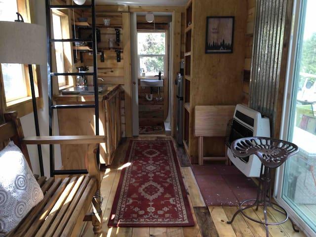 LeCook Homestead Tiny House