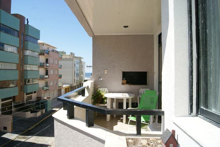 Suíte em Apartamento 3q., Mar Grosso - Laguna S.C. - Laguna - Apartment