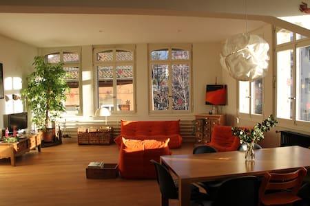 Magnifique loft de 200 m2 - Vevey