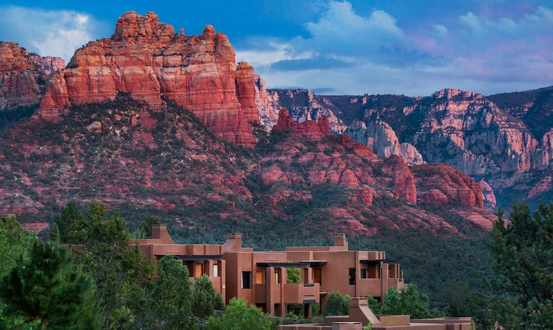 Hyatt Pinon Pointe - 1 bedroom - Sedona, AZ - Sedona - Timeshare