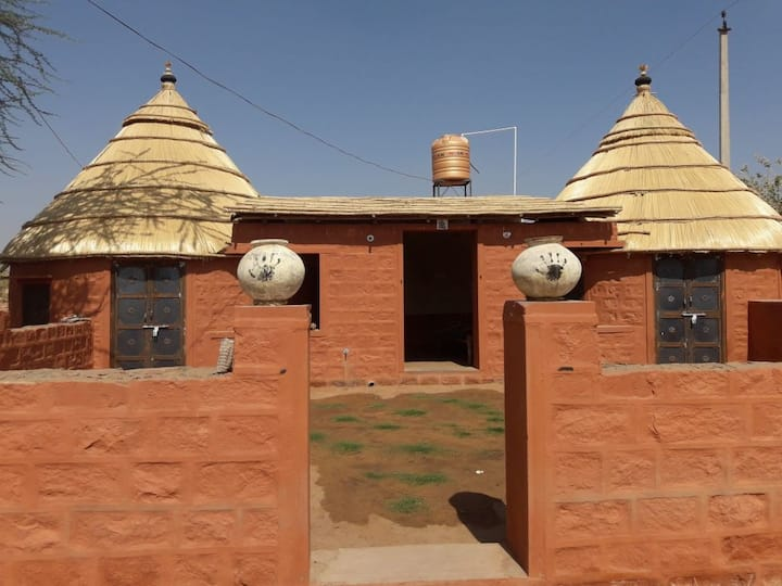 Osian Jodhpur Camel Safari and Village Homestay