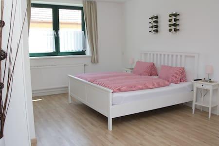 Apartment mit Küche und Terrasse - am Winzerhof