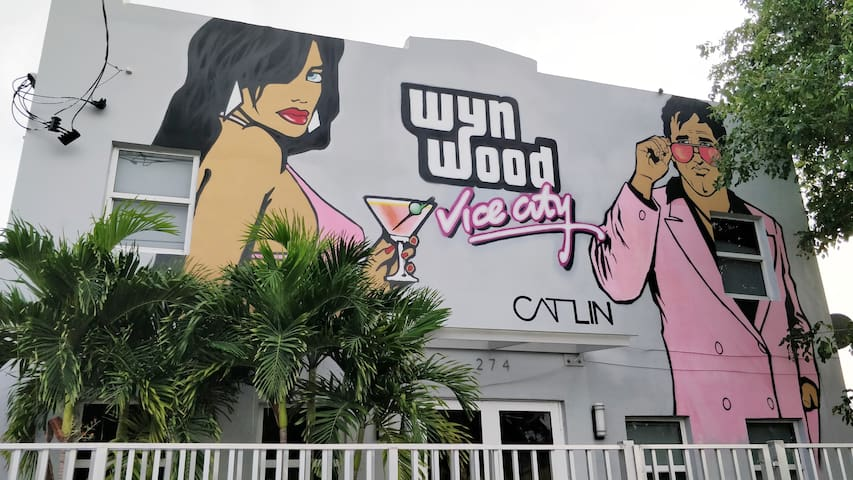 #ThatViceCityLife ▼ Fall in Love with Wynwood