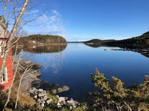 Ertvågsøya, Aure, Nordmøre, Møre og Romsdal