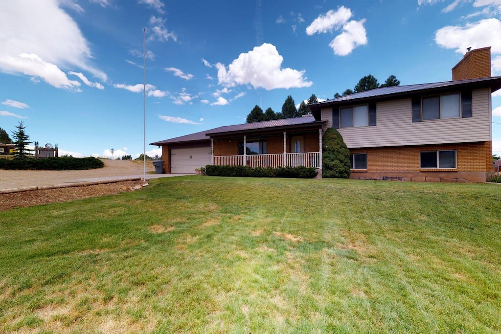 The Ponderosa 4 Bedroom Vacation Home Houses For Rent In Monticello Utah United States
