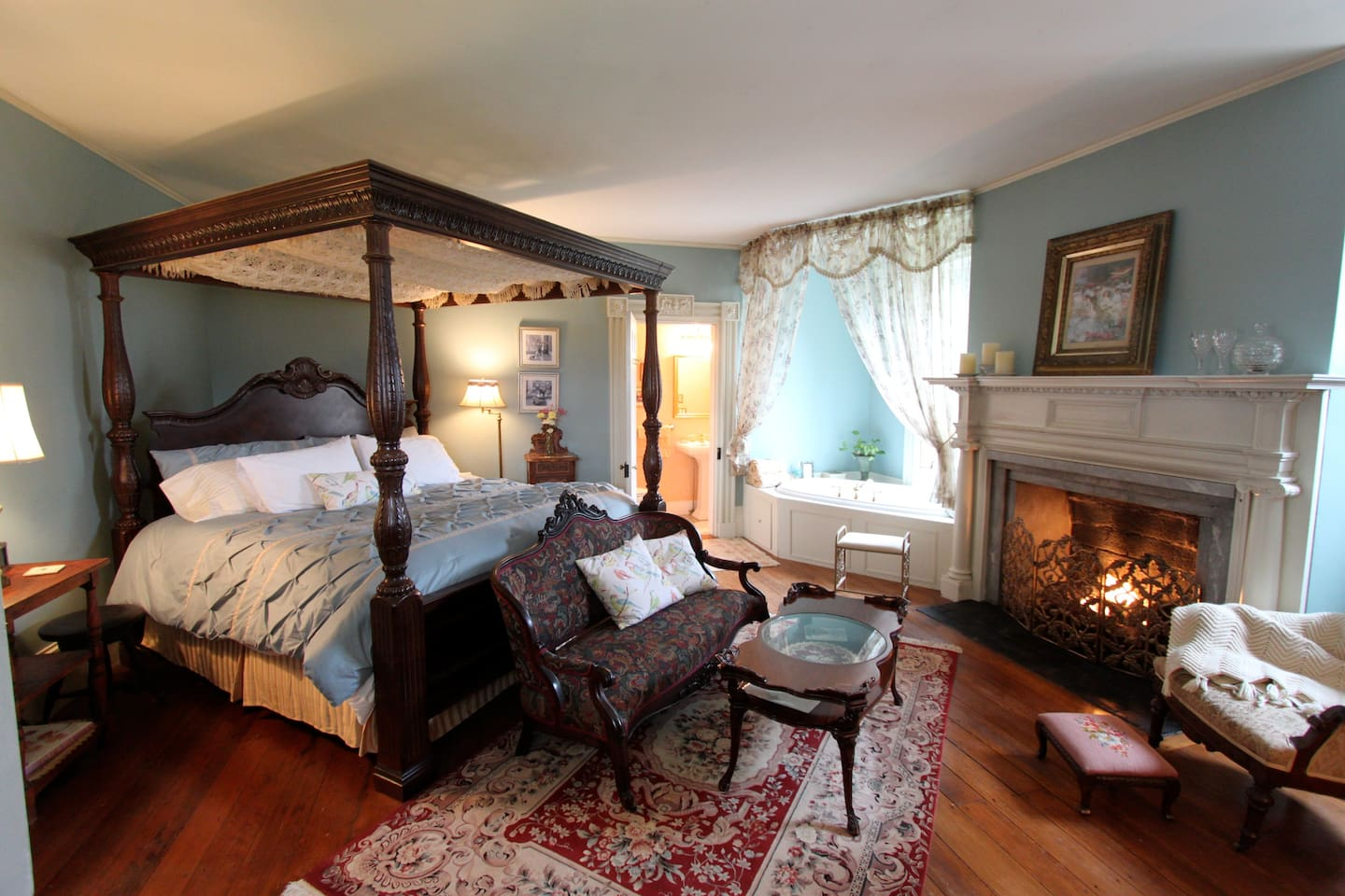 Oneida River Room - River Edge Mansion