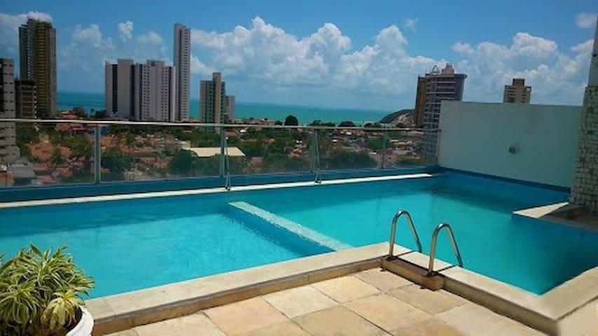 Conforto e Qualidade em Ponta Negra: Flats 2 qtos