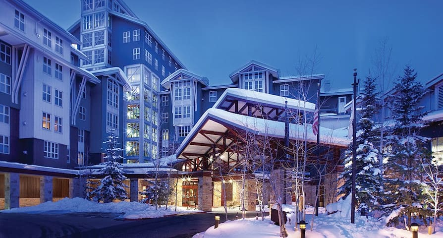 LUXURY at Park City's Marriott Mountainside Resort