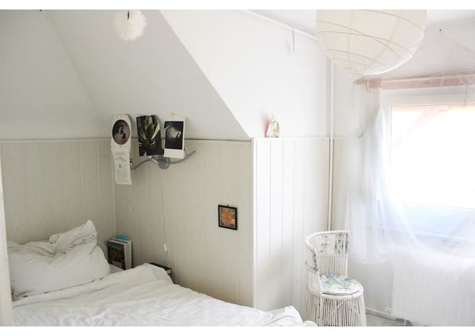 Artsy flat in Neukölln - Berlin - Appartement en résidence