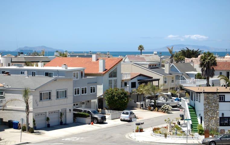 The Ocean View Beach House at Silver Strand