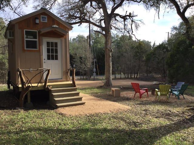 South Austin Tiny Cabin