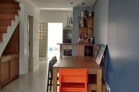 Casa em Condomínio Fechado- Jundiaí - Jundiaí - Haus