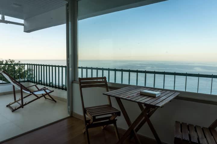 Apartamento em Sesimbra - Vista Mar total