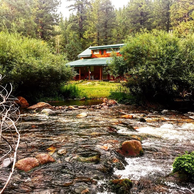 The Mammoth Creek Cabin Cottages For Rent In Brian Head