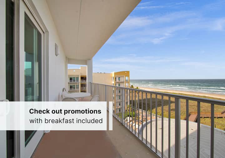 Winter Texans Super Deal - Two Bedroom Apartment on Tropical Paradise SPI
