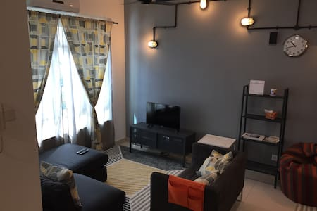Bangsar South Fully-furnished Family-friendly - Lakás