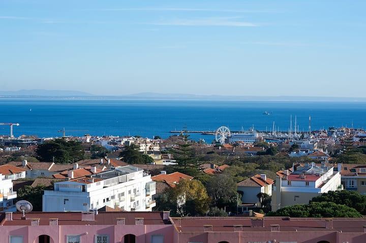 Ocean View  Studio Cascais.