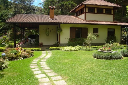 Casa Condomínio Stucky Nova Friburgo
