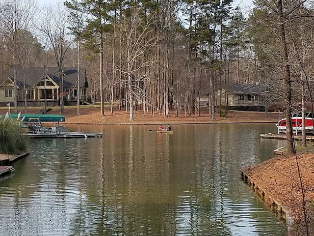 Lake Cabin on Oconee