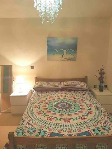 Double ensuite bedroom in Blarney - Blarney - Apartamento