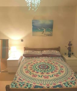 Double ensuite bedroom in Blarney - Blarney - Appartement