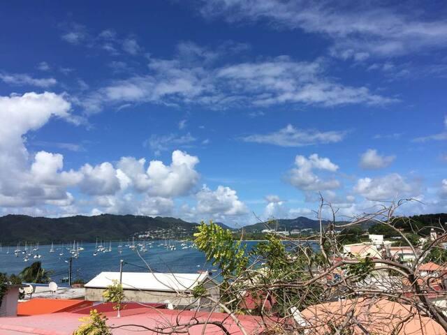 Vue mer - Sainte-Anne - House