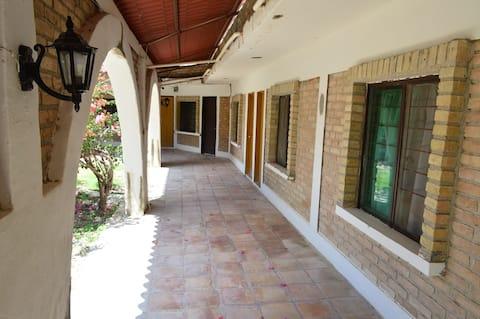 Hotel Quinta San Jorge, el mejor lugar de Tula