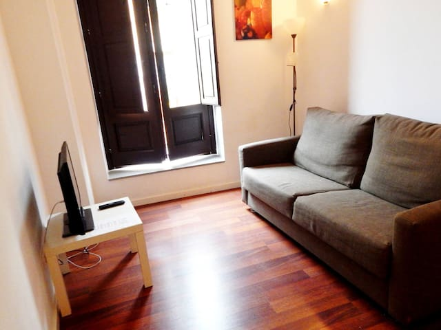 Beautiful apartment in the old quarter of Girona with parking in option