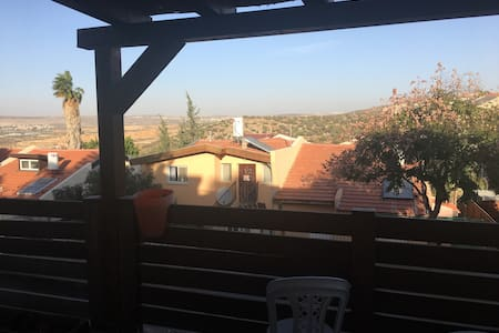 Nice village house nearby Kfar Saba - Tsufin (Tsofim)