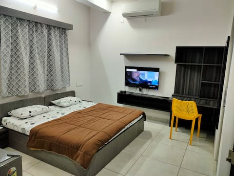 Shrivardhan Homestay Studio Apartment 206