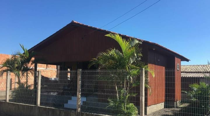Casa da Maminha em Garopaba do Sul, Wi-Fi.