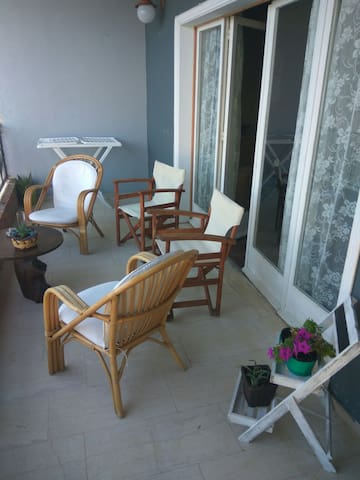 Nafpaktos beach Apartment