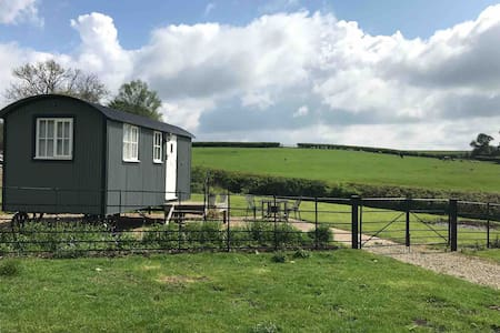 Our Special Secluded Shepherds Hut
