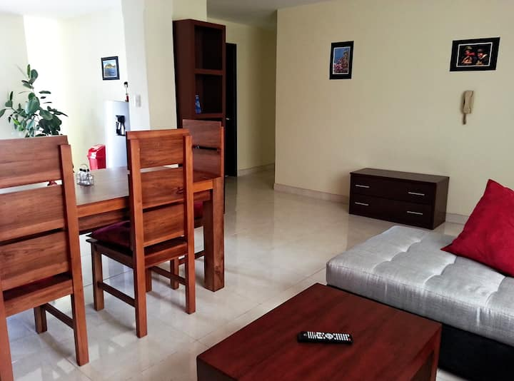 Otavalo Apartments, apartment Cotacachi- 2 bedroom
