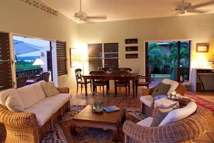 Bayberry and Chinaberry Villa! Yours In Anguilla! - The Valley - Vila