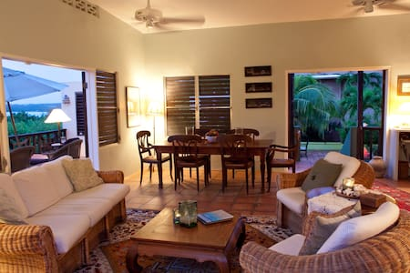 Bayberry and Chinaberry Villa! Yours In Anguilla! - The Valley