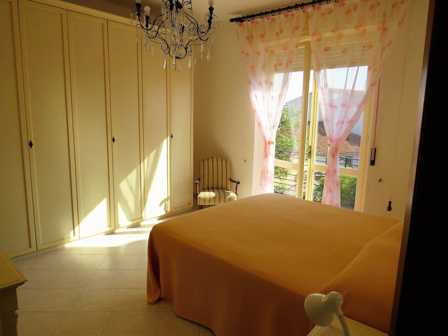 camera letto matrimoniale bedroom-twin bed