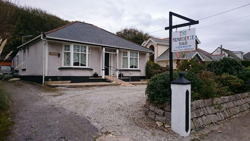 The Menagerie B&B Portreath