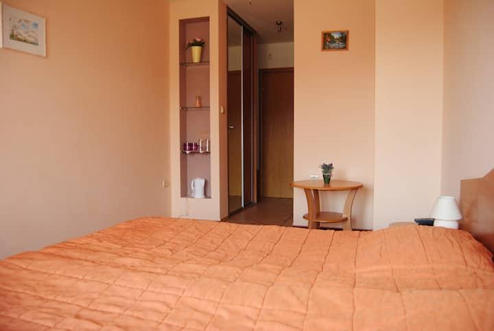 Villa Milano - pokój 2-os Deluxe z balkonem (9)