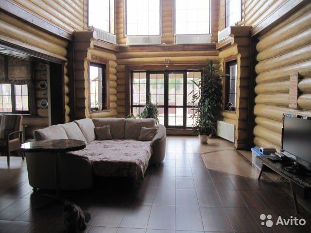 Уютный коттедж в Подмосковье (посуточно)