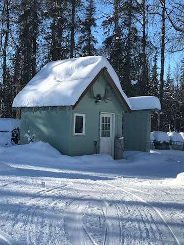Iditarod Trailside Lodging