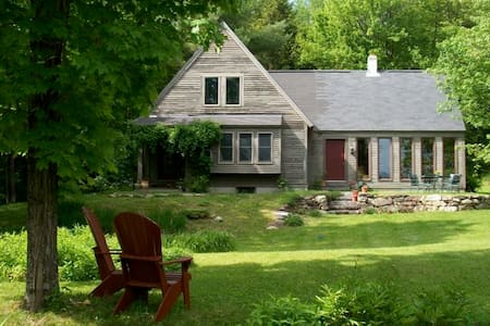 Hiddenhouse: enchanting family home - Casa