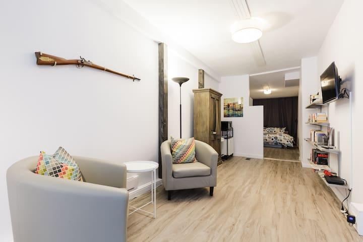 PLACE DES ARTS (LOFT) - Ville de Québec - Apartment