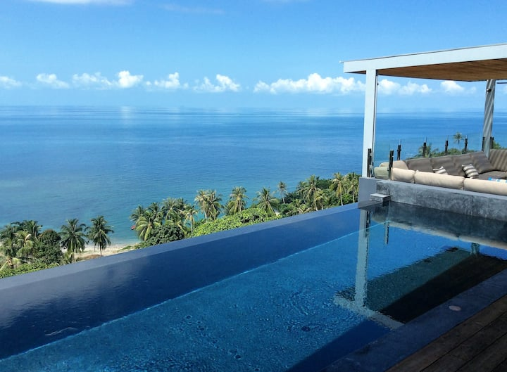 Villa Kristina St Barth II - Breathtaking sea view