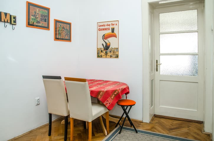 NEW! You & Me, sweet apartment with balcony - Zagreb - Apartment