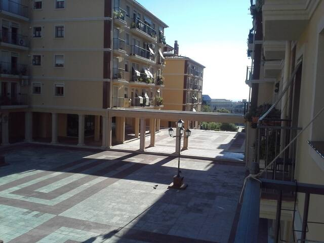 Habitacion  Interior  Plaza Santa Maria