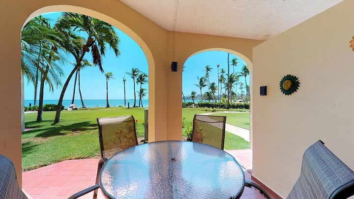 CB251 - Dream Beach Getaway condo steps from sand