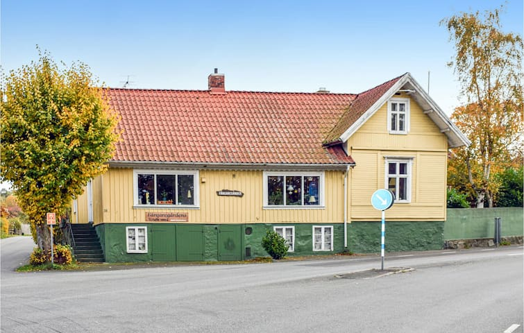 Holiday apartment with 1 bedroom on 50m² in Kivik