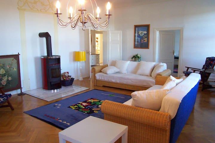 Ferien im Herrenhaus in der Mitte Deutschlands