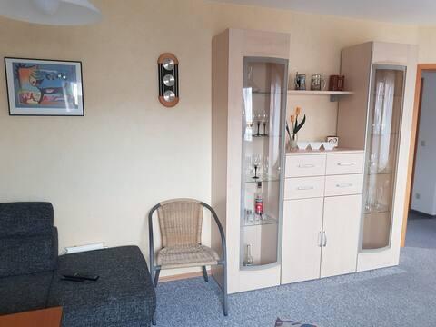 Wohnraum max. 4 Pers. Monteure/Geschäftsleute